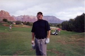 Rynk Strothers in Sedona, Arizona